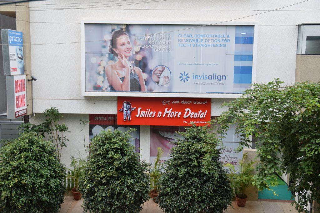 Bangalore orthodontics & Invisalign Centre